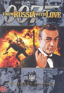 007 Istanbulissa (ultimate edition) 2DVD (VG+/M-) -toiminta-