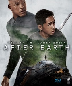After Earth Blu-ray (M-/M-) -seikkailu/sci-fi-