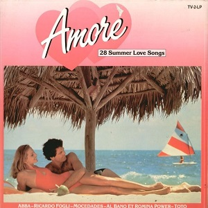 V/A - Amore : 28 Summer Love Songs 2LP (VG+/VG+)