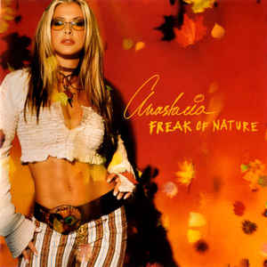 Anastacia - Freak Of Nature CD (VG/VG+) -pop/dance-