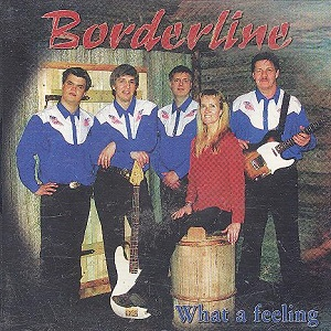 Borderline - What A Feeling CD (VG/M-) -country-