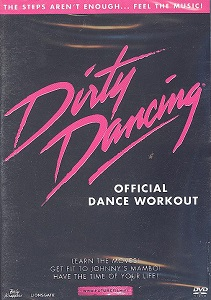 Dirty Dancing - Official Dance Workout DVD (M-/M-) -tanssi-