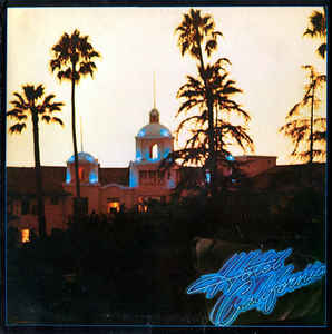 Eagles - Hotel California (gold edition) CD (VG/M-) -soft rock-