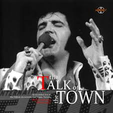 Elvis Presley - The Talk Of The Town (bootleg) CD (M-/M