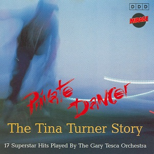 Gary Tesca Orchestra - Private Dancer : The Tina Turner Story CD (VG+/VG+) -pop rock/soul-