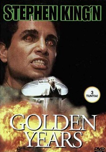 Golden Years DVD (G/M-) -tv-sarja-