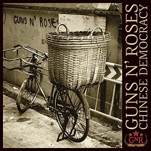 Guns N Roses - Chinese Democracy CD (M-/M-) -hard rock-