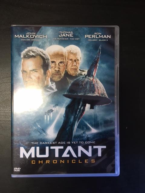 mutant chronicles film