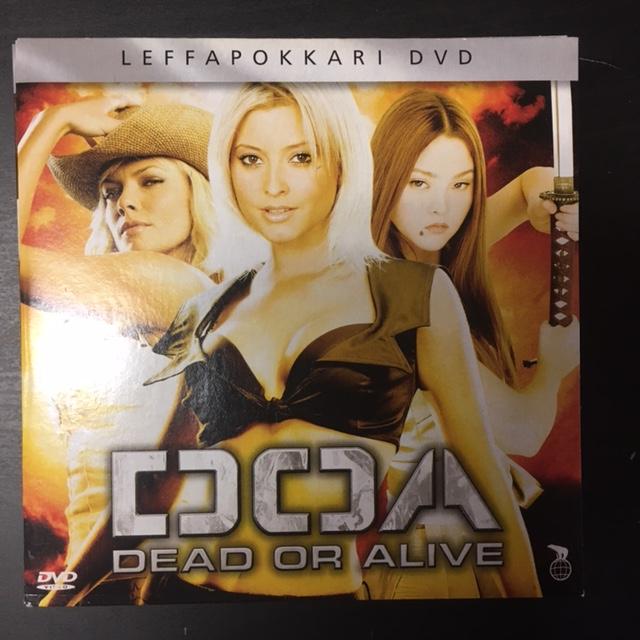 Doa Dead Or Alive Dvd Leffapokkari Vg M Toiminta Dvd