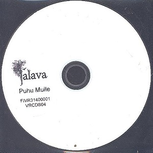 Jalava - Puhu mulle CDS (VG+/-) -indie pop/alt country-