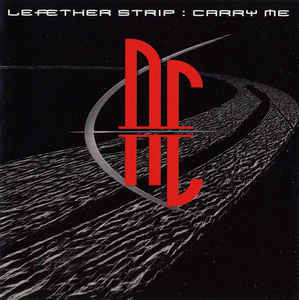 Leather Strip - Carry Me CDS (VG+/M-) -ebm-