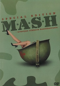 M*A*S*H (special edition) 2DVD (M-/M-) -komedia-