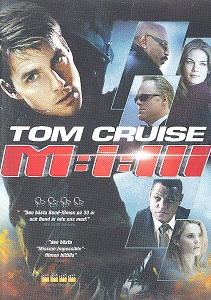 Mission Impossible 3 DVD (G/M-) -toiminta-
