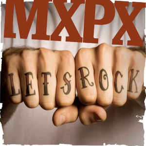 MxPx - Lets Rock CD (M-/M-) -punk rock-