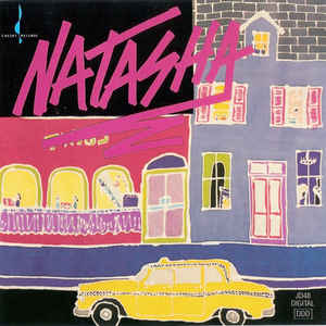Natasha - Natasha CD (M-/M-) -blues-