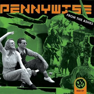 Pennywise - From The Ashes CD+DVD (VG+/M-) -punk rock-