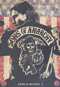 Sons Of Anarchy - Kausi 1 4DVD (avaamaton) -tv-sarja-