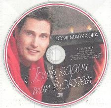 saavu joulu Tomi Markkola   Joulu saavu mun luoksein PROMO CDS (VG+  saavu joulu