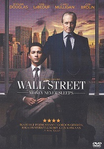 Wall Street - Money Never Sleeps DVD (VG+/M-) -draama-