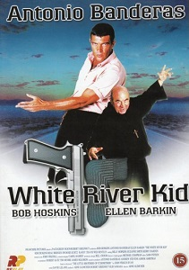 White River Kid DVD (VG+/M-) -komedia-