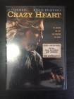 Crazy Heart DVD (VG+/M-) -draama-