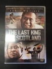 Last King Of Scotland DVD (VG+/M-) -draama-