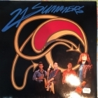21 Summers - 21 Summers LP (VG+/VG+) -pop rock-