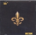 5th Degree - Doctrine CD (VG+/M-) -pop rock-