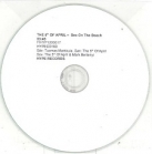 5th Of April - Sex On The Beach PROMO CDS (VG/-) -punk rock-