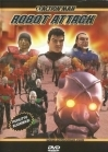 Action Man - Robot Attack DVD (VG+/M-) -toiminta/animaatio-