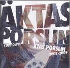 Äktas Porslin - Xtas Porslin 2007-2009 CD (M-/M-) -rock n roll-