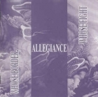 Allegiance - Whose Border, Whose Fight CD (M-/M-) -punk rock-