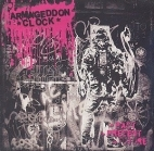 Armageddon Clock - Past, Present, Future CD (M-/M-) -hardcore-