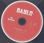 Bablo - Sä vaan meet PROMO CDS (VG+/-) -pop rock-