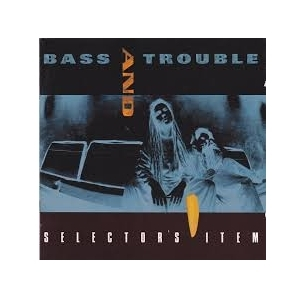 Bass And Trouble - Selectors Item CD (VG+/VG+) -reggae-