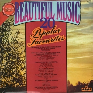 V/A - Beautiful Music (20 Popular Favourites) LP (M-/VG+)