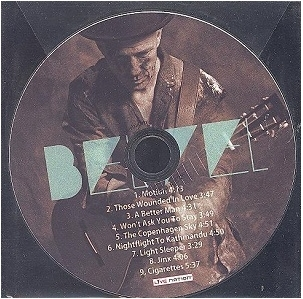 Bel Vel - Bel Vel PROMO CD (VG/-) -folk/jazz pop-