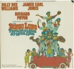 Bingo Long Traveling All-Stars & Motor Kings - Soundtrack LP (VG+/VG+) -soundtrack-