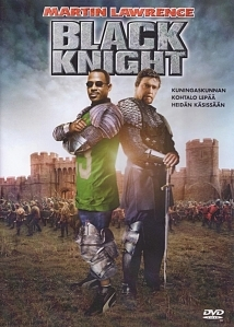 Black Knight DVD (VG/M-) -komedia-