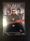 Blade Trinity (unrated version) DVD (M-/M-) -toiminta-