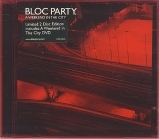 Bloc Party - A Weekend In The City (limited edition) CD+DVD (M-/VG+) -indie rock-