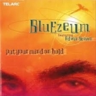 Bluezeum Featuring Adwin Brown - Put Your Mind On Hold CD (VG+/M-) -acid jazz-
