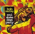 Bob Marley - Soul Shake Down Party CD (VG+/M-) -reggae-
