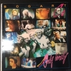 Bogart Co. - Only Lonely LP (VG+/VG+) -synthpop-
