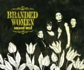 Branded Women - Second Best CDS (VG+/M-) -indie rock-
