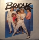 Break - Break LP (VG+/VG+) -pop rock-