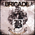 Brigade - Operation Bite Back CDEP   (VG+/M-) -punk rock-