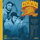 Bucc - Back To Square One CD (M-/M-) -hip hop-