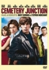 Cemetery Junction DVD (VG+/M-) -komedia-