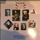 Classics Of The World - France LP (VG+/VG+) -klassinen-